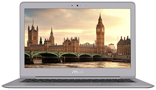 7. ASUS ZenBook 13 Ultra-Slim Laptop