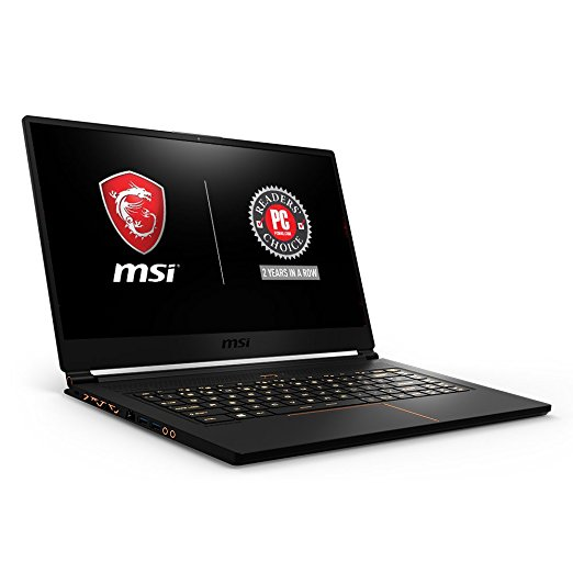 1. MSI GS65 Stealth THIN-054 15.6