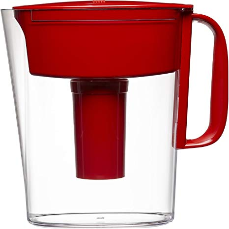 1. Brita Small 5 Cup Metro Water Pitcher with Filter