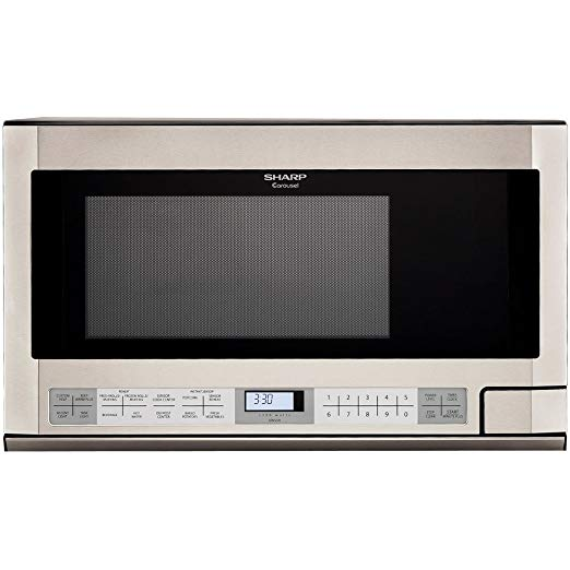 10 Best Over The Range Microwaves By Consumer Report For