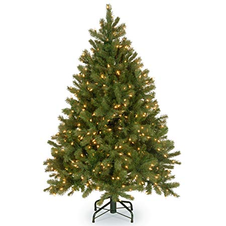 national tree 45 foot feel real downswept douglas fir tree - Consumer Reports Best Artificial Christmas Tree