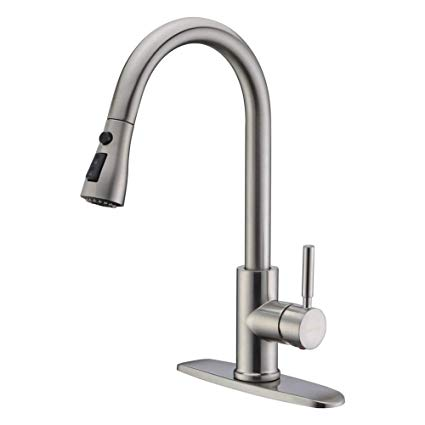 Peachy 10 Best Kitchen Faucets By Consumer Report 2019 The Home Interior And Landscaping Mentranervesignezvosmurscom