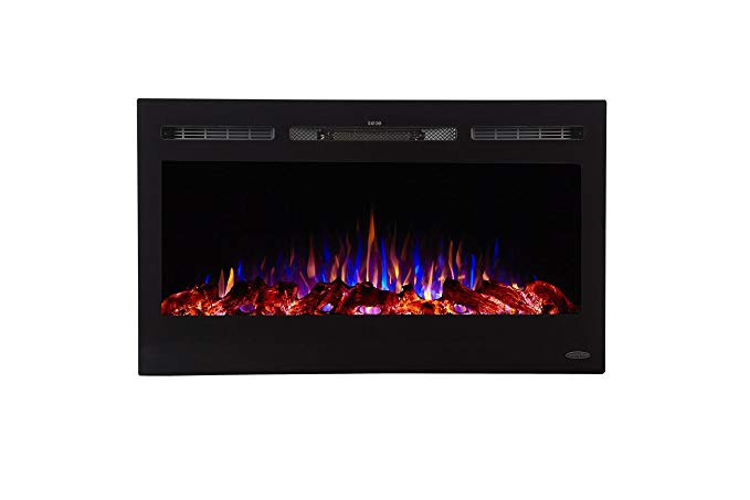 10 Best Electric Fireplaces By Consumer Report In 2019 The