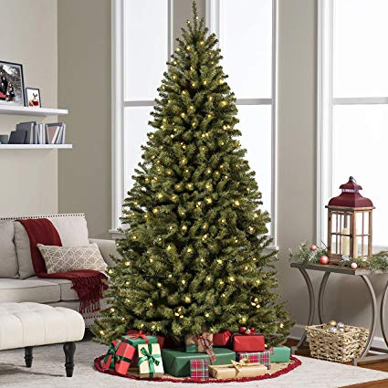 pretty nice e68f1 542a4 10 Best Artificial Christmas Tree Reviews By Consumer Report ...
