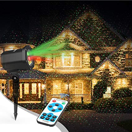 Christmas Projector Lights.10 Best Laser Christmas Lights By Consumer Report In 2019