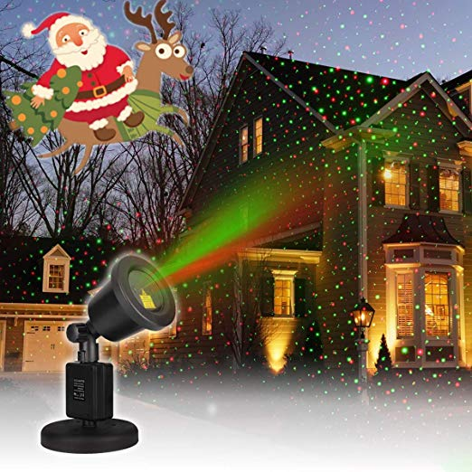 Laser Christmas Lights.10 Best Laser Christmas Lights By Consumer Report In 2019