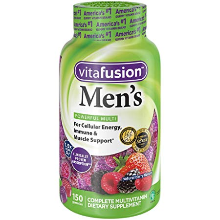 10 Best Multivitamin For Men Reviews By Consumer Report In