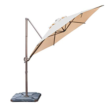 10 Best Cantilever Umbrella Reviews By Consumer Report In