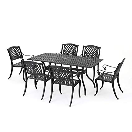 Peachy 10 Best Patio Dining Set Reviews By Consumer Report 2019 Home Interior And Landscaping Palasignezvosmurscom
